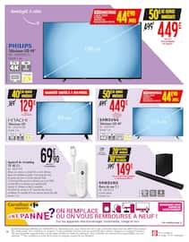 Catalogue Carrefour en cours, High tech, restez connectés à vos envies, Page 14