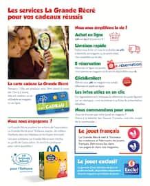 Catalogue La Grande Récré en cours, Vive le plein air, Page 2