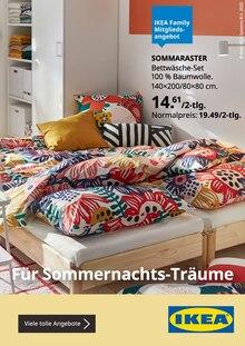 Der aktuelle IKEA Prospekt Für Sommernachts-Träume