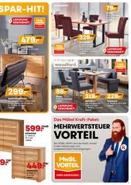 Aktueller Möbel Kraft Prospekt, Spar in den Herbst!, Seite 11
