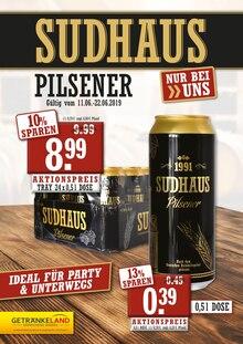Getränkeland, SUDHAUS TRAY für Stralsund1