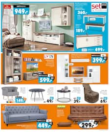 Aktueller Möbel Hausmann Prospekt, Aktuelle Angebote, Seite 11