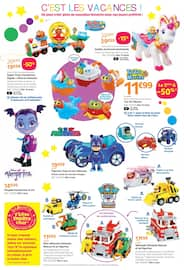 Catalogue Toys'r'us en cours, Carnaval, Page 10