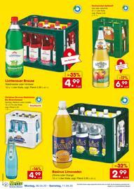 Aktueller Netto Getränke-Markt Prospekt, Spritzige Erfrischung!, Seite 2