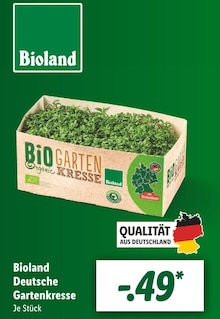 Garten von Bioland im aktuellen Lidl Prospekt für 0.49€