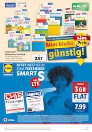 Aktueller Lidl Prospekt, Mega Auswahl, beste Preise!, Seite 25