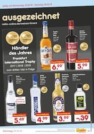 Aktueller Netto Marken-Discount Prospekt, DAS WERDEN GÜNSTIGE URLAUBSTAGE, Seite 21