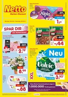 Netto Marken-Discount, SPAR DIR DAS MONATSENDE für Leipzig