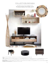 Catalogue Maisons du Monde en cours, Indoor : Collection 2020, Page 105