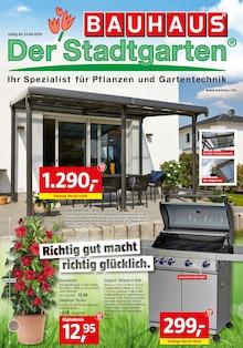BAUHAUS, HANDZETTEL KW 16 für Berlin