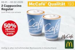 Aktueller McDonald's Prospekt, Big Rösti - Big Sparen!, Seite 35