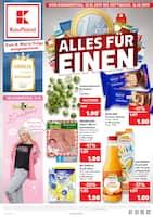 Aktueller Kaufland Prospekt, ALLES FÜR EINEN, Seite 1