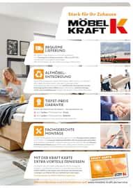 Aktueller Möbel Kraft Prospekt, Grosse Küchen Spar-Wochen, Seite 3