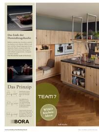 Aktueller WEKO-Küchenfachmarkt Prospekt, Es ist schon fast fertig!, Seite 20