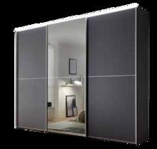 Schwebetürenschrank Studioline Angebot: Im aktuellen Prospekt bei Opti-Wohnwelt in Bad Bederkesa