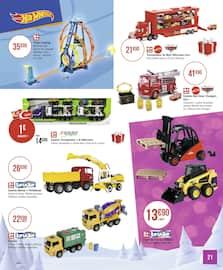Catalogue Casino Supermarchés en cours, Magic jouets, Page 21