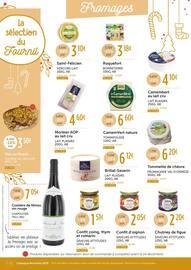 Catalogue L'Eau Vive en cours, Des fêtes qui ont du goût !, Page 12