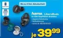 Multimedia von hama im aktuellen EURONICS Prospekt für 39.99€