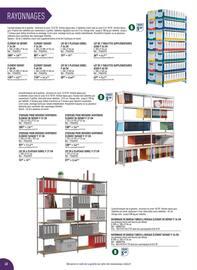 Catalogue Bureau Vallée en cours, Mobilier de bureau, Page 48