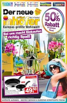 Möbel Inhofer, BEI UNS MACHT EINKAUFEN RICHTIG SPASS! für Nürnberg