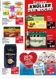 Aktueller Kaufland Prospekt, Essen ist Hingabe, Seite 3
