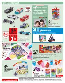 Catalogue Auchan en cours, L'escalope de veau à la crème responsible de Pierre., Page 40