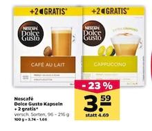 Kaffee von Nescafé im aktuellen NETTO mit dem Scottie Prospekt für 3.59€