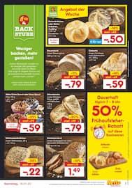 Aktueller Netto Marken-Discount Prospekt, DAS GIBT ES NUR BEI NETTO! DIESE WOCHE DAUERTIEFPREIS-ARTIKEL NOCHMAL REDUZIERT, Seite 7