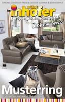 Aktueller Möbel Inhofer Prospekt, Angebote von Musterring, Seite 1