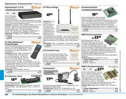 Aktueller Conrad Electronic Prospekt, Modellbahn 2020/21, Seite 270