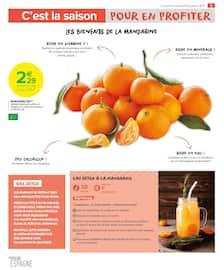 Catalogue Carrefour Market en cours, Et si on vivait autrement en janvier, plus de plaisir, Page 3