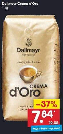 Kaffee von Dallmayr im aktuellen Netto Marken-Discount Prospekt für 7.84€