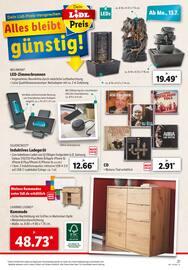 Aktueller Lidl Prospekt, Mega Auswahl, beste Preise!, Seite 21