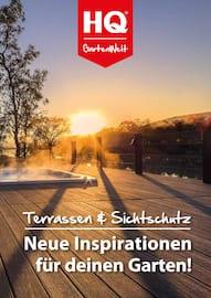 Aktueller HolzLand Friederichs Prospekt, Neue Inspirationen für deinen Garten , Seite 1