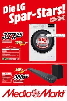 MediaMarkt Prospekt Die LG Spar-Stars!