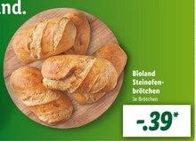 Lebensmittel von Bioland im aktuellen Lidl Prospekt für 0.39€