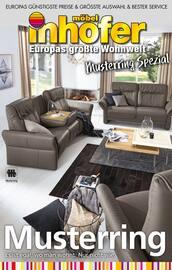 Möbel Inhofer, Angebote von Musterring für Nürnberg