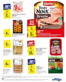 Catalogue Carrefour en cours, Préparons Noël ensemble, Page 7