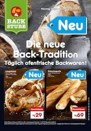 Aktueller Netto Marken-Discount Prospekt, Täglich ofenfrische Backwaren!, Seite 1