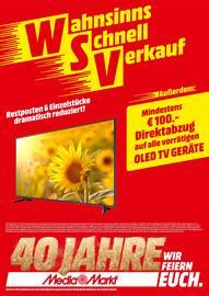 Aktueller Media-Markt Prospekt, WSV, Seite 1