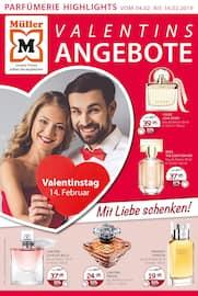 Müller, VALENTINS ANGEBOTE für Berlin