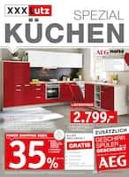 Aktueller XXXLutz Möbelhäuser Prospekt, Küchen-Spezial, Seite 1