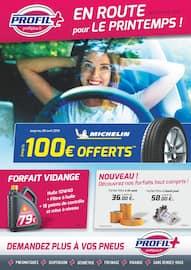 Catalogue Profil Plus en cours, En route pour le printemps !, Page 1