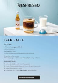 Aktueller Nespresso Boutique Prospekt, Der Sommer kann kommen, Seite 2