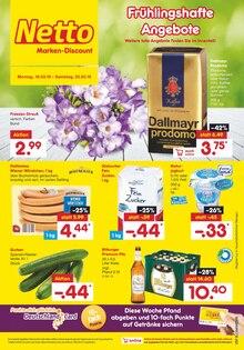 Netto Marken-Discount, FRÜHLINGSHAFTE ANGEBOTE für Wuppertal