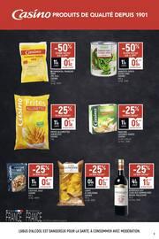 Catalogue Petit Casino en cours, # Promos gourmandes !, Page 9