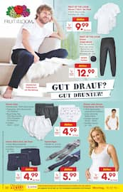 Aktueller Netto Marken-Discount Prospekt, WINTERBLUES ADÉ, Seite 22