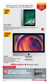 Catalogue Office DEPOT en cours, La rentrée des pros !, Page 11