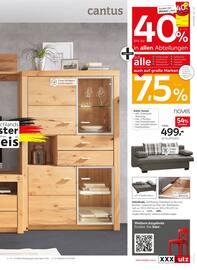 Aktueller XXXLutz Möbelhäuser Prospekt, Deutschlands bester Preis, Seite 7