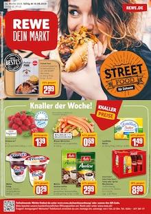 REWE, STREET FOOD FÜR ZUHAUSE für München